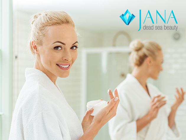 Holt-tengeri kozmetikumok ápoló, hidratáló, bőrmegújító hatással: arckrém, iszap, maszk, szappan