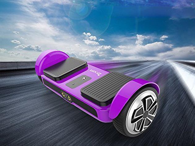 Segway / hoverboard - a stílusos, gyors városi közlekedés legmodernebb eszköze, giroszkóppal felszerelve / akár 15 km / h sebesség - 1 év garancia