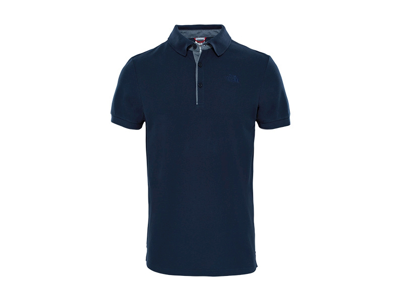 The North Face férfi PIQUE PÓLÓ  PREMIUM POLO PIQUE URBAN NAVY - T0CEV4H2G (UTÁNRENDELÉSRE) - L