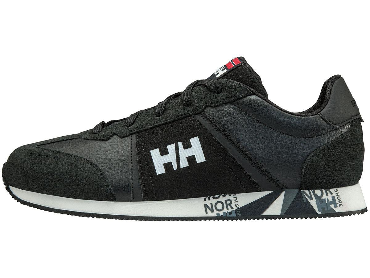 Helly Hansen FLYING SKIP BLACK / WHITE / CHARCOAL EU 40.5/US 7.5 (11414_990-7.5)