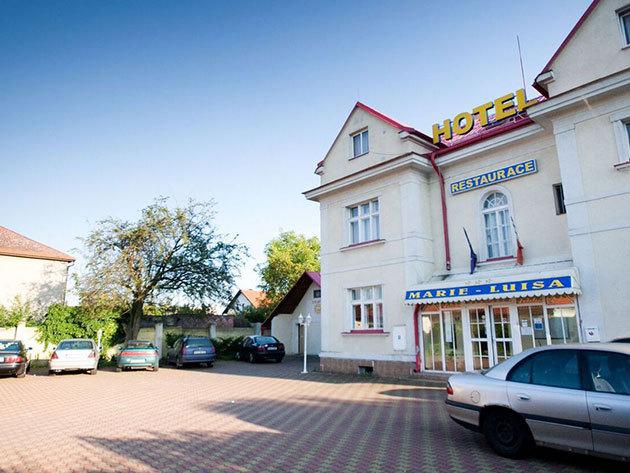 Hotel Marie Luisa***, Prága - 4 nap 3 éj reggelivel 2 fő részére