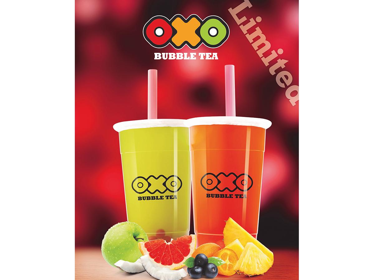 Limitált vagy speciális OXO Bubble Tea