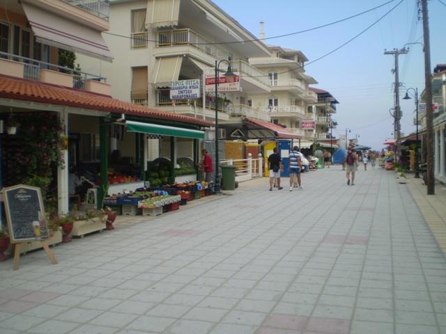 Görögország - Olimpic Beach PANORAMA apartmanház ***+ 7 éjszaka szállással, utazással, önellátás /fő (2018.09.24-10.04)