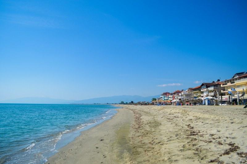 Görögország - Olimpic Beach PANORAMA apartmanház ***+ 7 éjszaka szállással, utazással, önellátás /fő (2018.06.04-06.13)