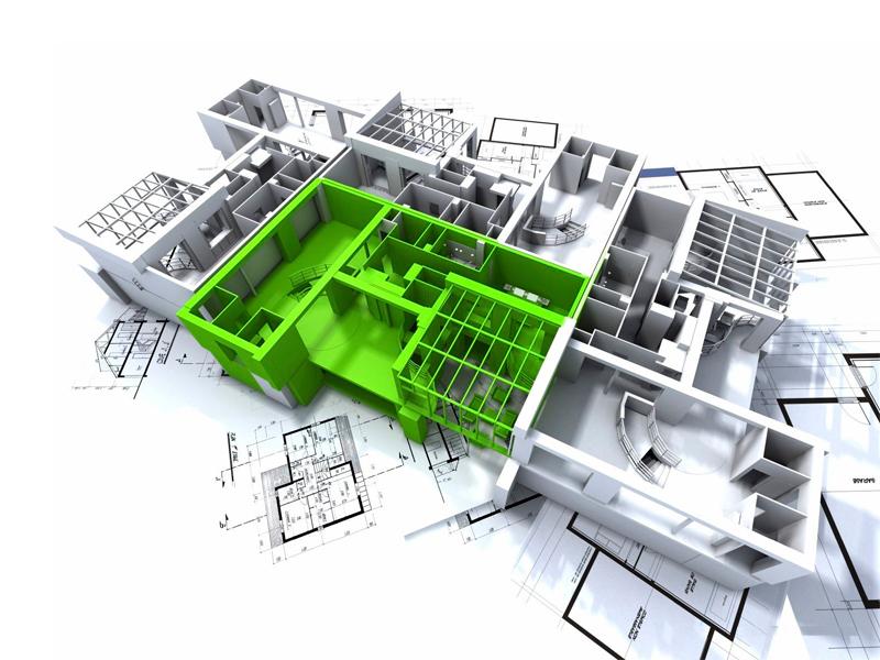 Új építés, felújítás, átalakítás építész tervezése - Építészmérnöki tervezés, 10 négyzetméternyi egység