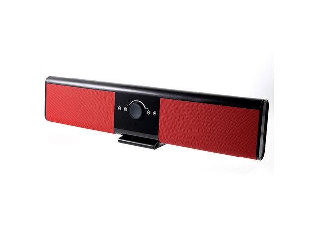 TG018 Bluetooth hangszóró (Piros) IRP-000005028