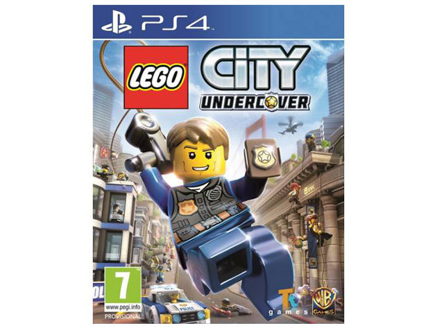 LEGO CITY UNDERCOVER - PS4 LEGOCITYUCPS4