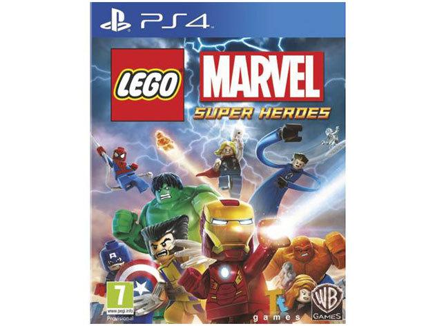 LEGO MARVEL SUPER HEROES - PS4 2153324