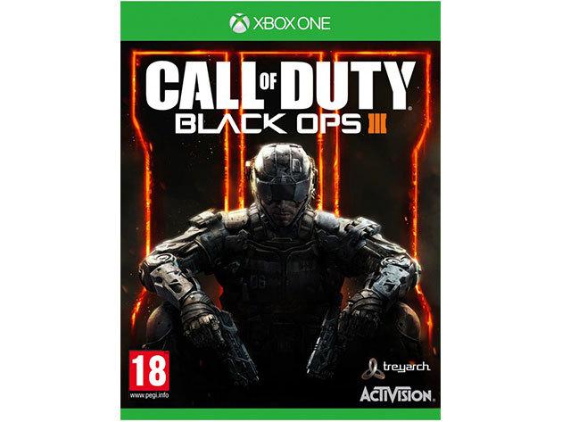 Call of Duty: Black Ops 3 - X360 87462EM