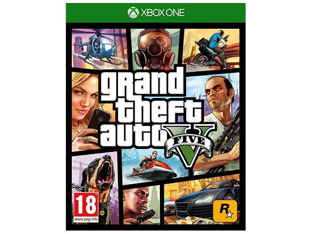 GRAND THEFT AUTO V - Xbox ONE 5284080/IN