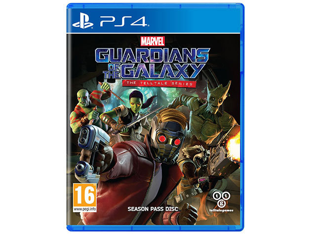 Guardians of the Galaxy The Telltale Series - PS4 GOTGTTSPS4