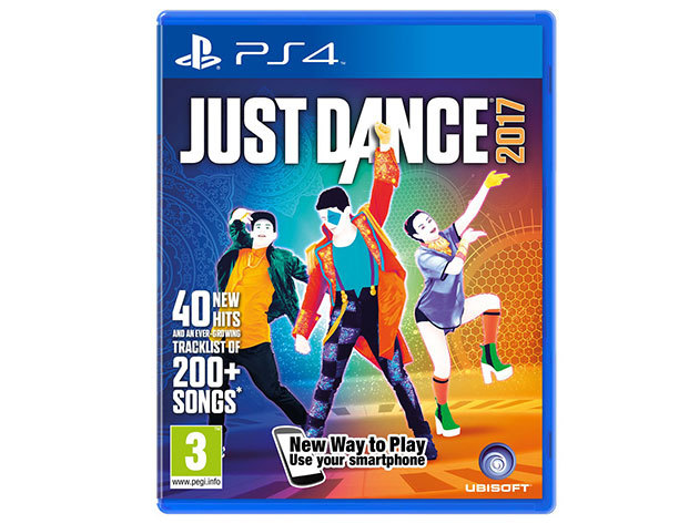 JUST DANCE 2017 - PS4 JUSTDANCE2017PS4