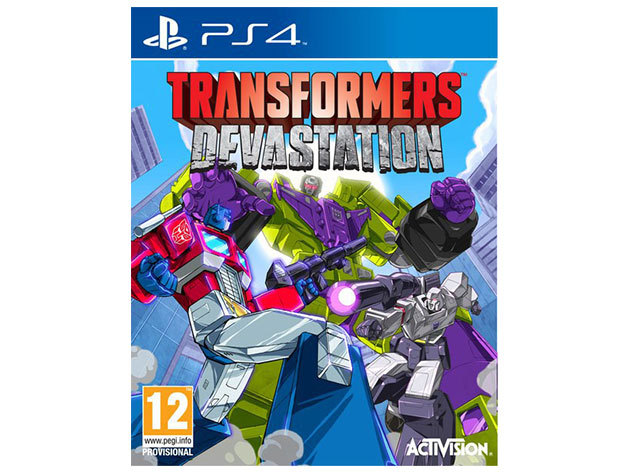 Transformers Devastation - PS4 77116EN