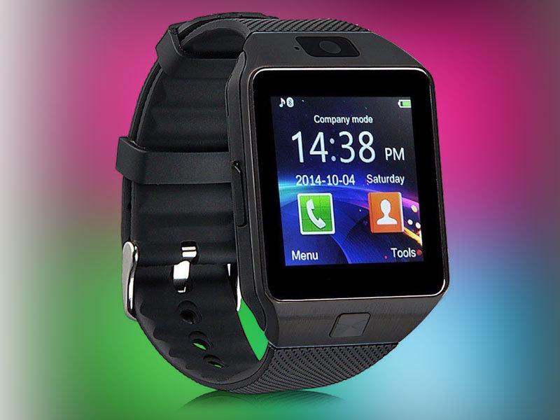 """Bluetooth okosóra SIM foglalattal - független telefonként használható, kamera, 32GB-ig bővíthető, mobil """"nyomkövető"""" és még sok extra"""