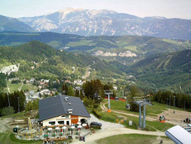 2018. április 7. / Semmering, Ausztria, 1 napos buszos utazás - LINDT csoki, vonatozás, Zauberberg / fő