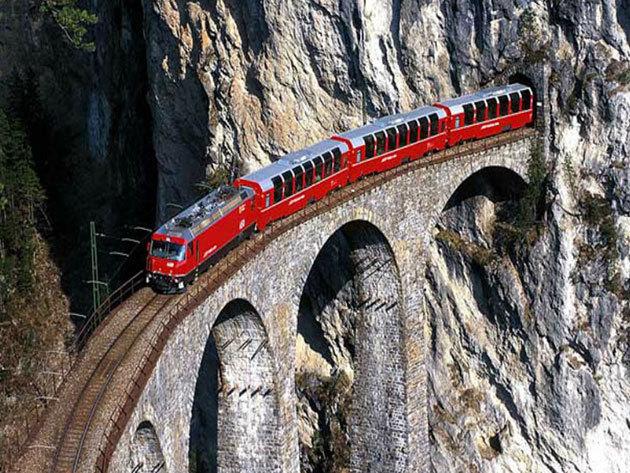 2018. április 22. / Semmering, Ausztria, 1 napos buszos utazás - LINDT csoki, vonatozás, Zauberberg / fő