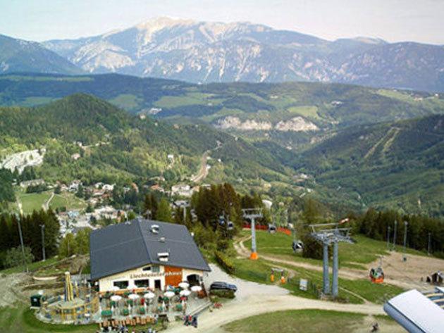 2018. május 19. / Semmering, Ausztria, 1 napos buszos utazás - LINDT csoki, vonatozás, Zauberberg / fő
