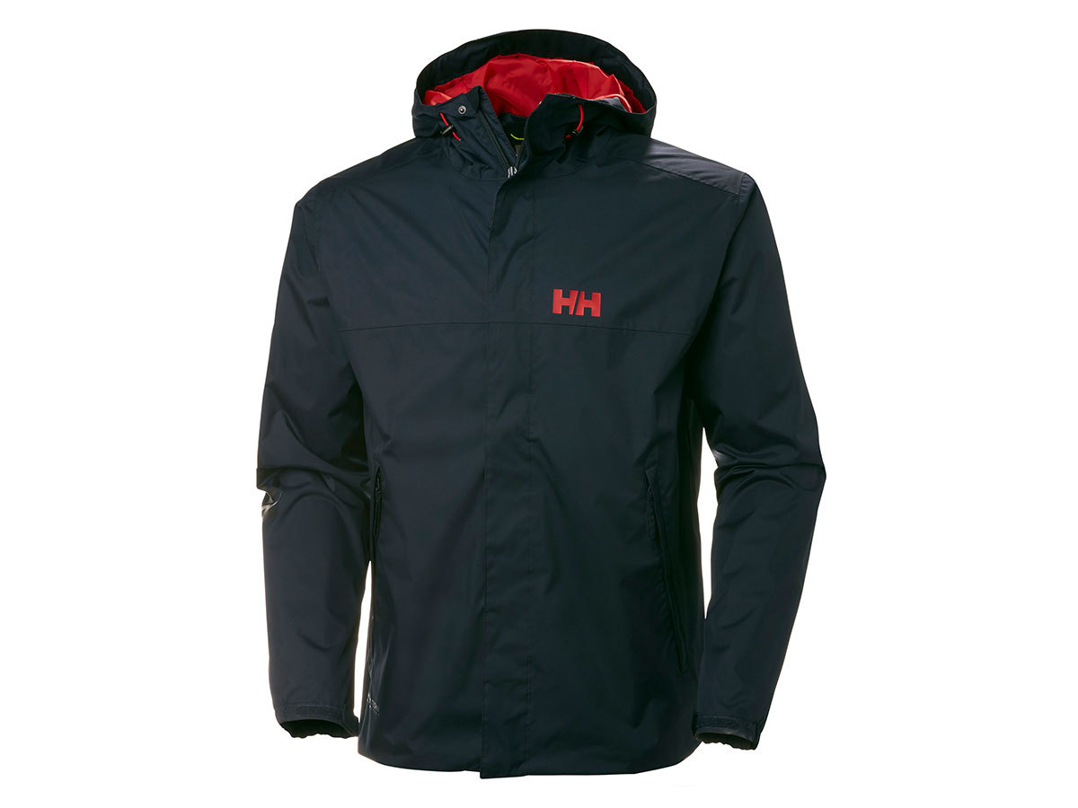 Helly Hansen ERVIK JACKET NAVY XXL (64032_598-2XL)