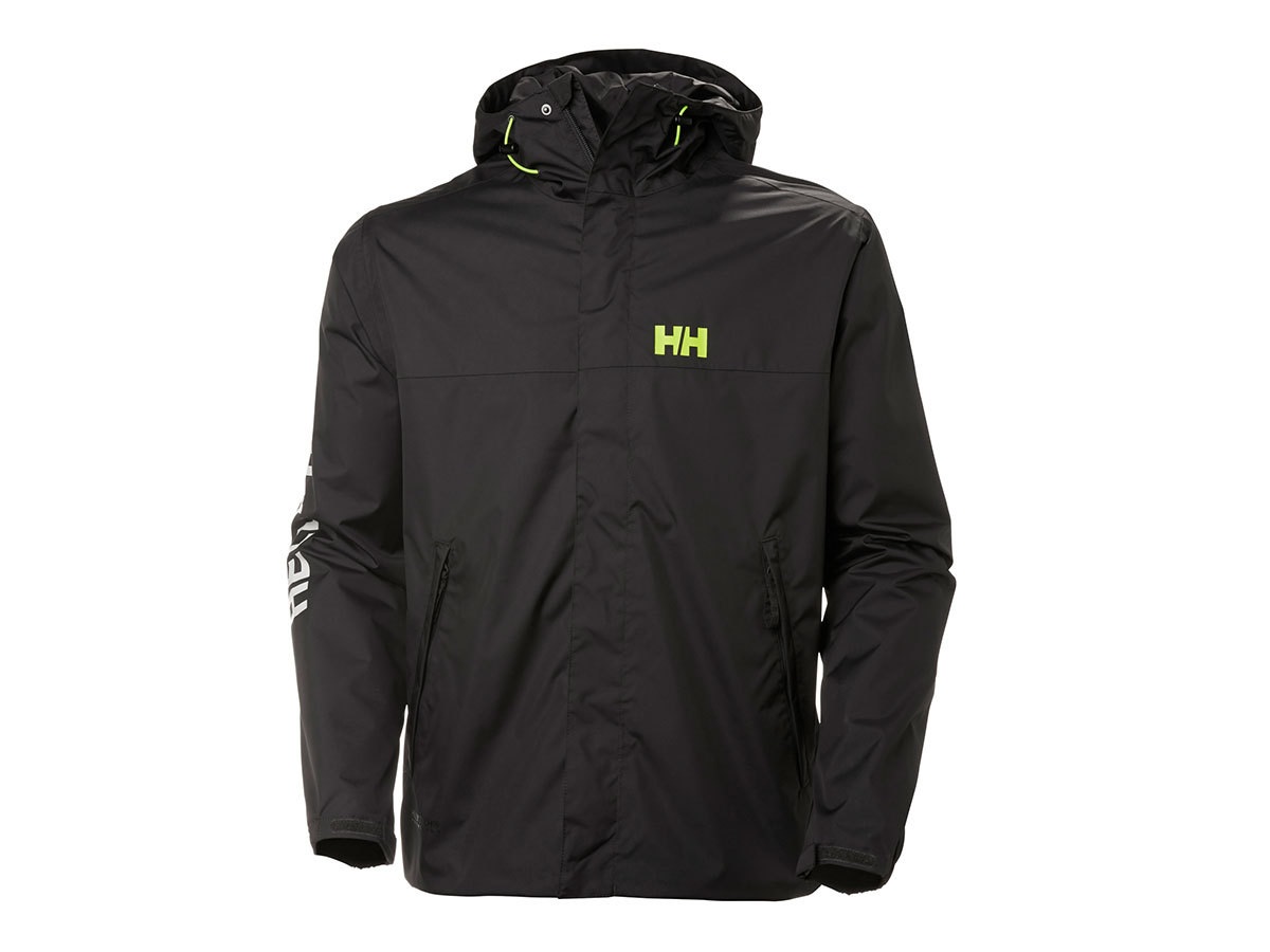 Helly Hansen ERVIK JACKET EBONY XL (64032_981-XL)