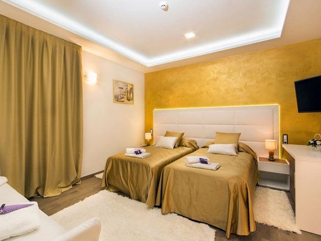 Melissa Boutique Hotel**** Porec, Horvátország 5 nap 4 éjszaka 2 fő részére reggelikkel és 1x vacsorával klasszikus szobában