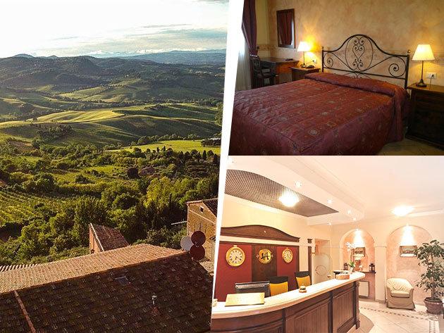 Olaszország, Toszkána: 4 nap/ 3 éjszaka szállás 2 fő részére reggelivel - Hotel Villa Ambrosina***, beváltható: november 4-ig