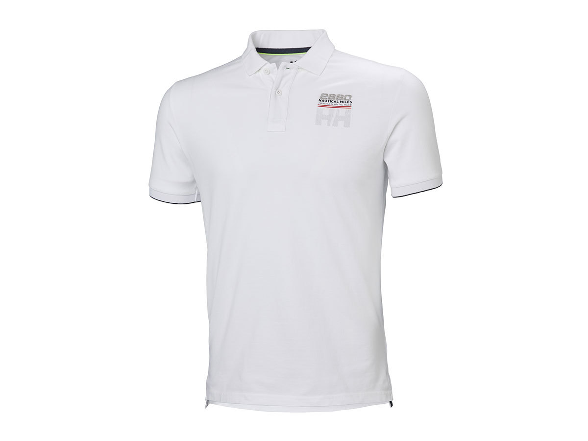 Helly Hansen HP CLUB2 POLO WHITE L (33966_001-L)