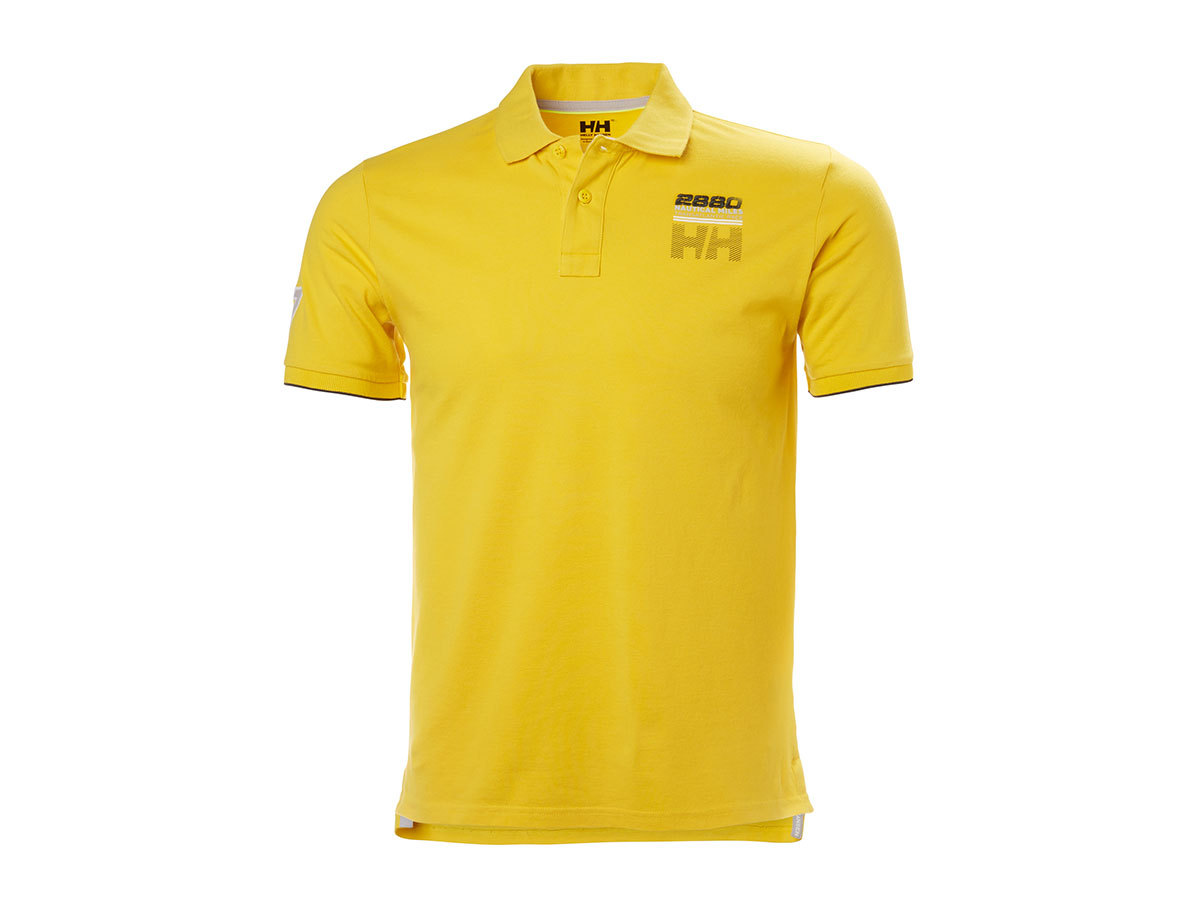 Helly Hansen HP CLUB2 POLO SULPHUR L (33966_351-L)