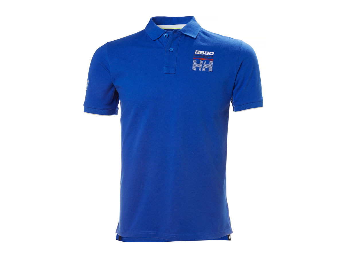 Helly Hansen HP CLUB2 POLO OLYMPIAN BLUE S (33966_563-S)
