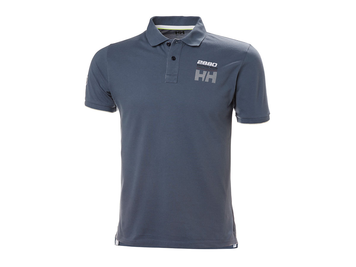 Helly Hansen HP CLUB2 POLO VINTAGE INDIGO L (33966_701-L)