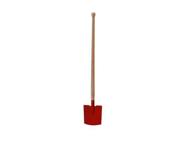 60 cm-es ásó 510111 - piros