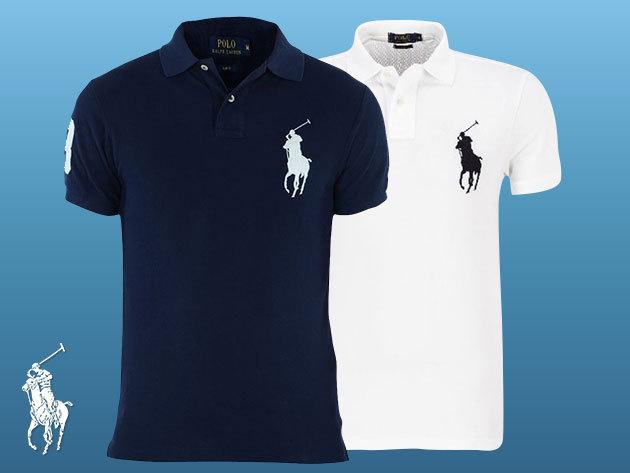 5d45670e61 Ralph Lauren férfi póló M-XXL méretben