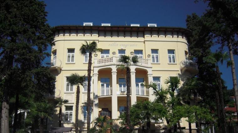 2019.10.01-10.31-ig  Hotel Villa Eugenia**** 6 nap 5 éjszaka 2 fő részére reggelivel