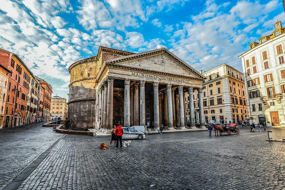 Róma - 4 nap/3 éjszaka 2 fő részére, reggelivel - Albergo Athena (július 1-augusztus 30. között)