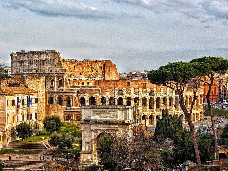 Róma, szállás 4 nap/3 éjszakára 2 fő részére, reggelivel a 3 csillagos Albergo Athena hotel jóvoltából