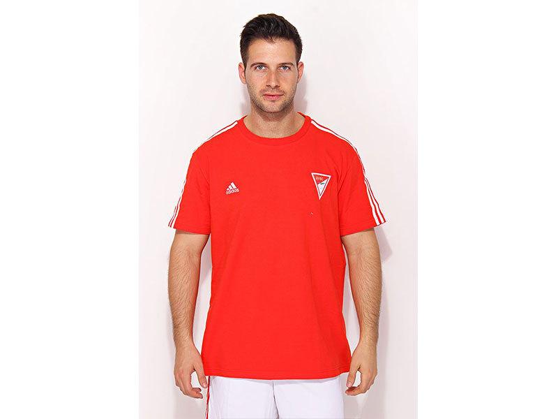 Adidas DVSC Cw Tee - póló, piros U37428 - L