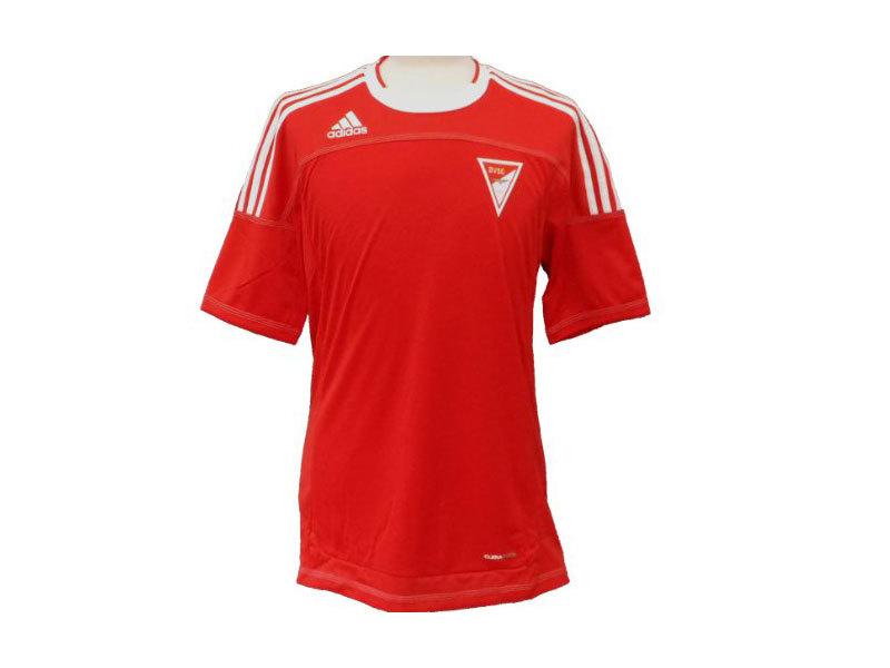 Adidas DVSC H Jsy - futballmez, piros U37437 - L
