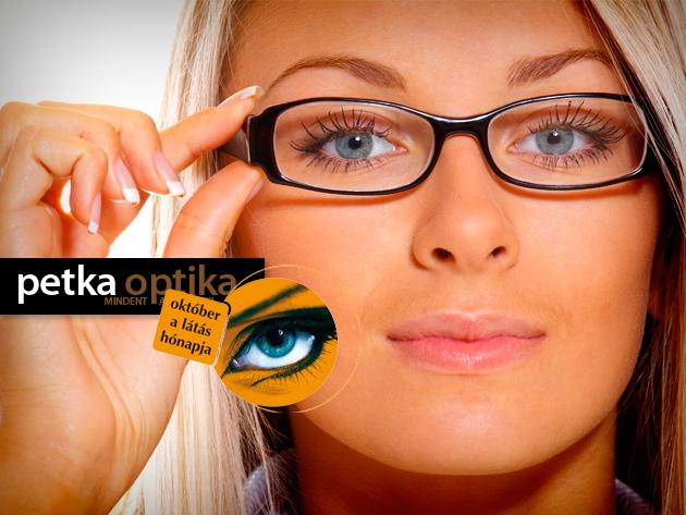 Cseréld le a szemüveged, most a legjobb áron!