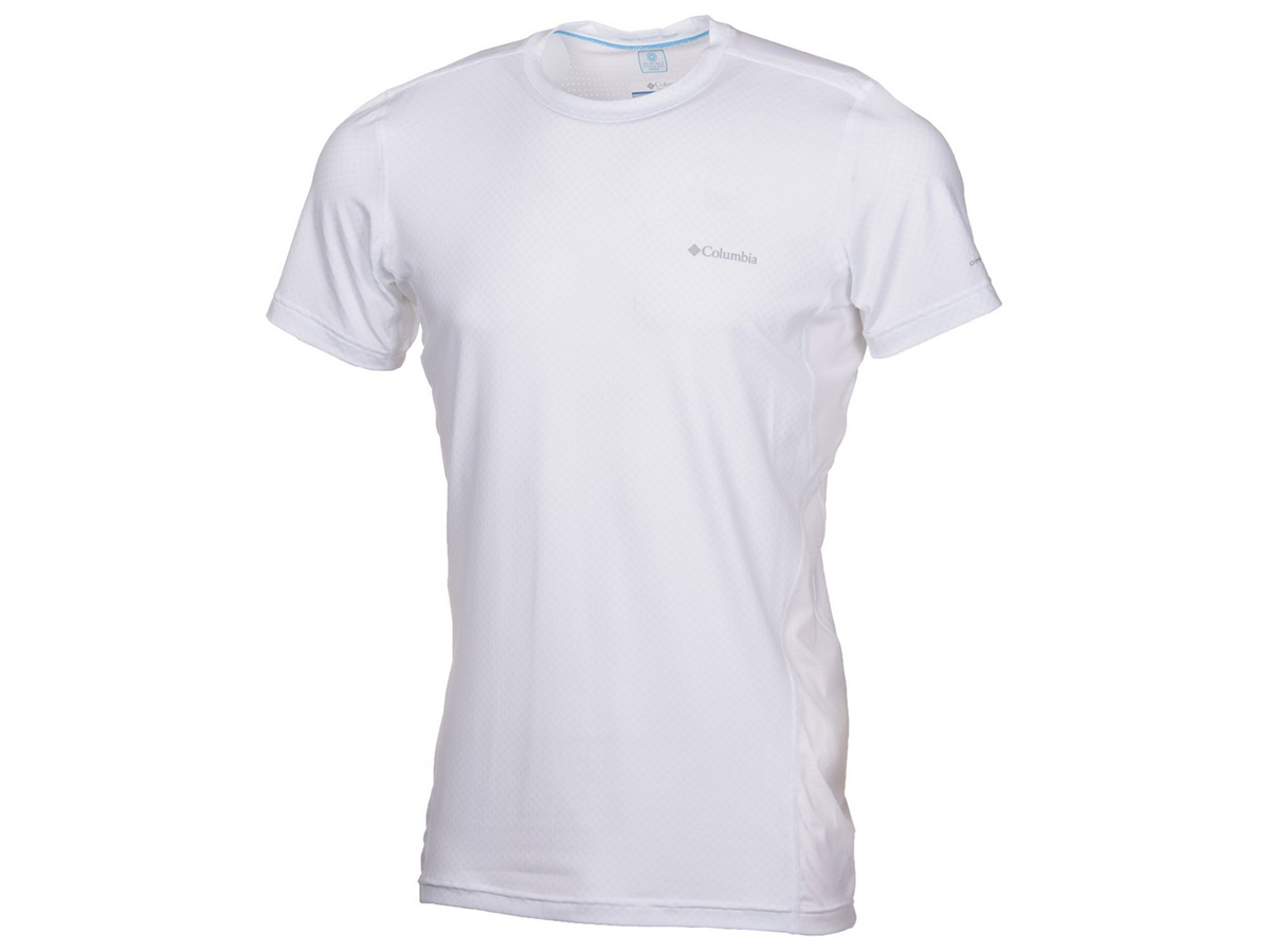 Coolest Cool II Short Sleeve Shirt - 100-White férfi T-shirt 1655511-q - S