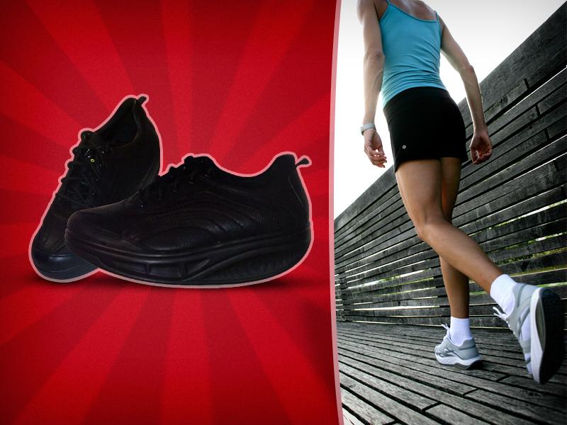 A gördülő talpú cipőkkel kényelmesebb és egészségesebb séta vár.