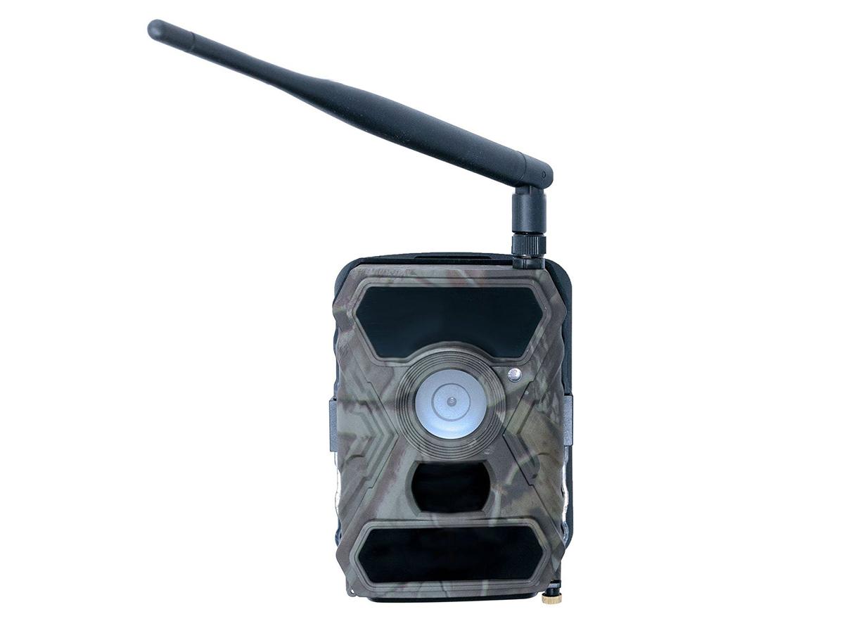 HUNTER 3G megfigyelőkamera üzemkész állapotban (beállítás+ SD kártya 16Gb+ SIM kártya Telecom 1Gb adatmennyiséggel) -minden kiegészítővel