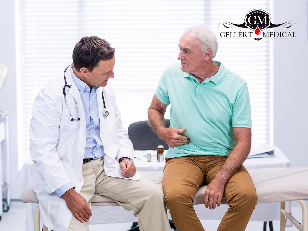 Emésztési zavarok kimutatása laborvizsgálattal, vérvétellel, a Gellért Medicalban - fényt deríthet a Crohn betegségre, lisztérzékenységre, gyulladásra...stb. / XI. ker.