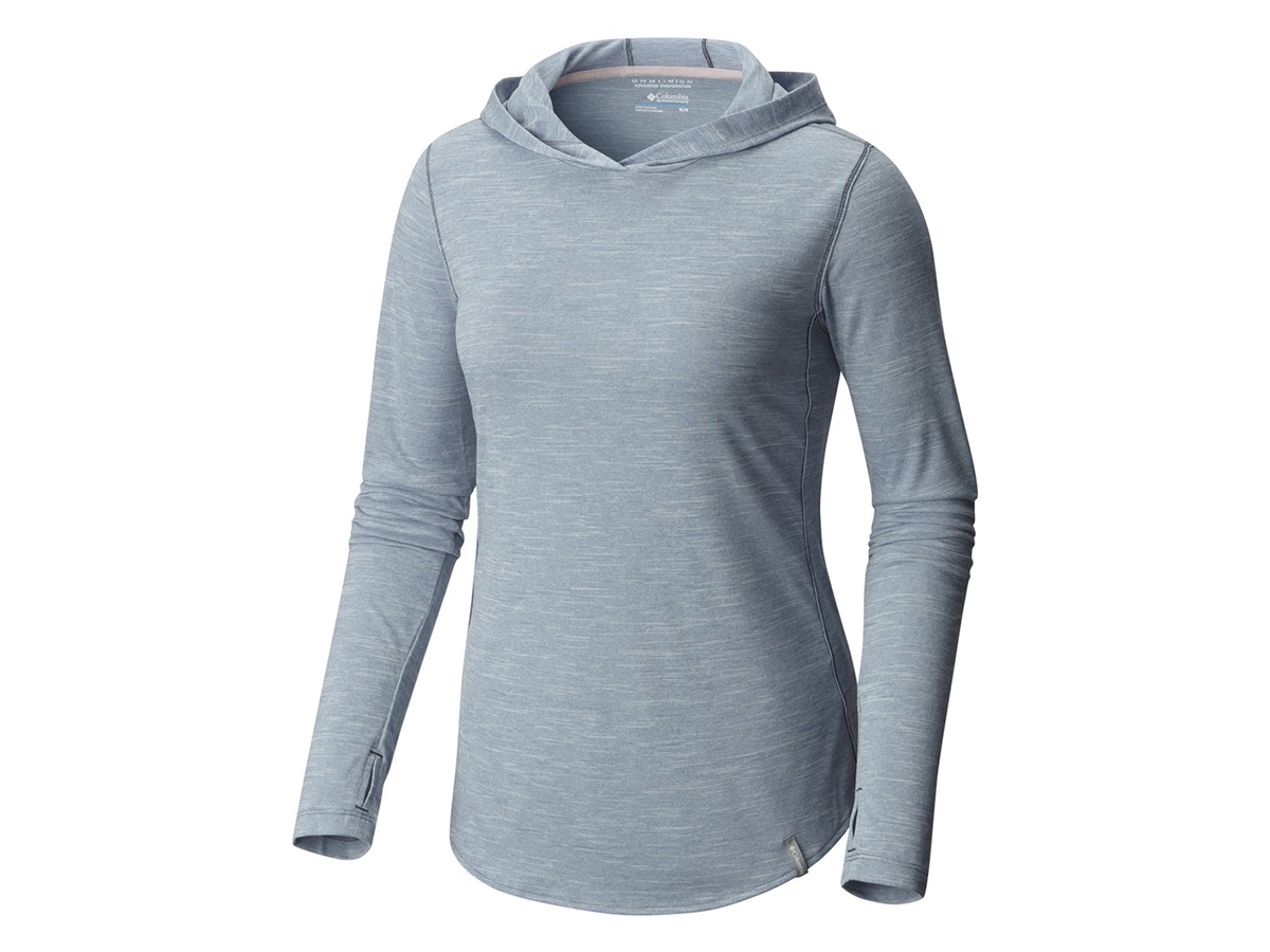 Columbia Crystal Point Hoodie - női swatshirt 1724121-q 436-Beacon - S/M