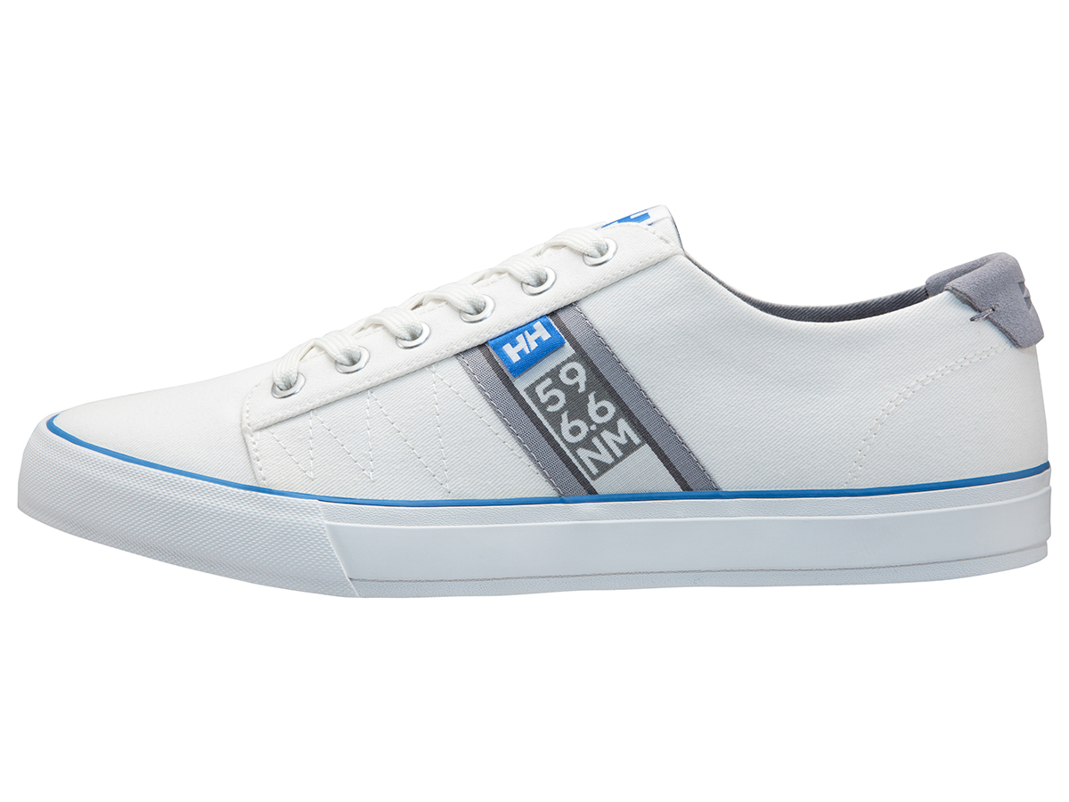 Helly Hansen SALT FLAG F-1 OFF WHITE / SILVER GREY / EU 42/US 8.5 (11301_011-8.5)