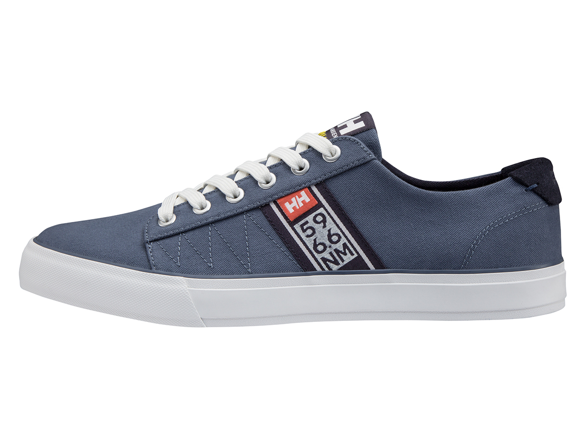 Helly Hansen SALT FLAG F-1 VINTAGE INDIGO / GRAPHITE EU 42/US 8.5 (11301_701-8.5)