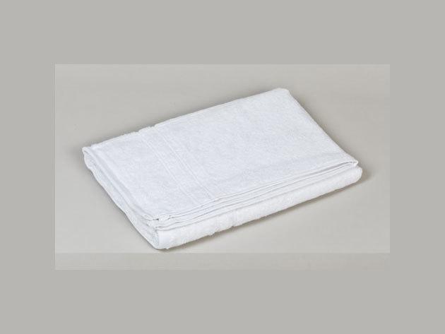 Bambuszos törölköző - fehér (50x100cm) 0201000269