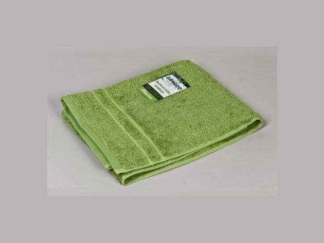 Bambuszos törölköző - Lime (50x100cm) 0201000275