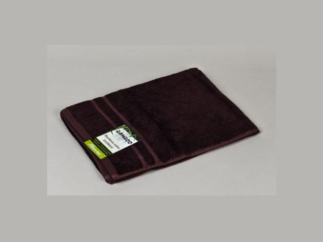 Bambuszos törölköző -Choco (50x100 cm) 0201000276
