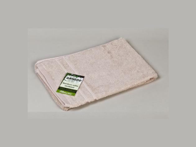Bambuszos törölköző - capuccino (70x140cm) 0201000280