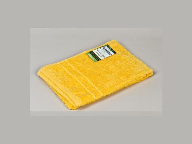 Bambuszos törölköző - napsugár (70x140cm) 0201000282