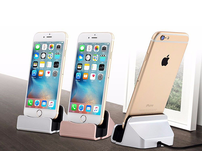 iPhone töltő lightning csatlakozóval - asztali gépedhez vagy laptopodhoz csatlakoztatva töltheted készülékedet